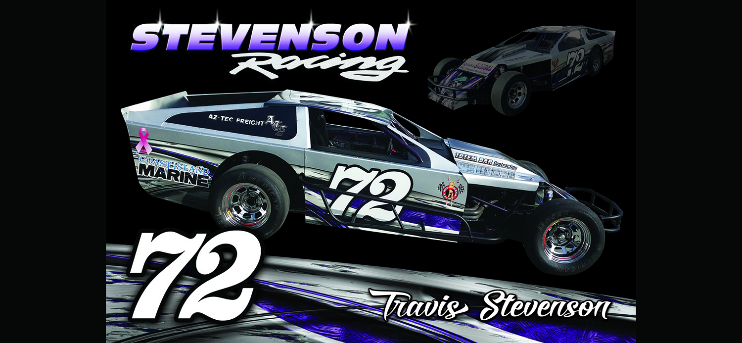 Stop by and see us about getting your race car stickered up in time for the racing season and well see you at the track