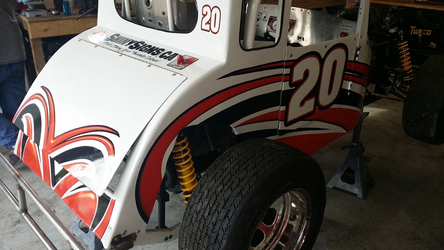 Racing Graphics Sign Products Quality Designs